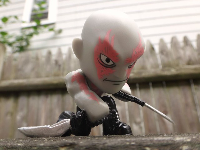 Guardians of the Galaxy Funko Mini Bobblehead Drax