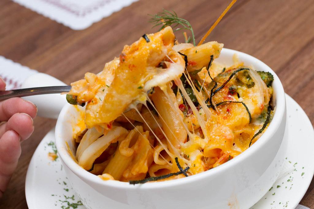 SOGO-Bella貝拉義大利麵焗烤