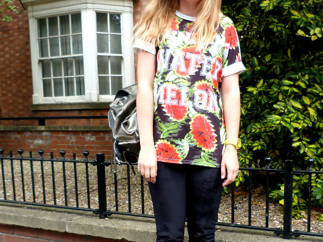 Drink Water Melon | Beyonce T-shirt | Fashion blogger