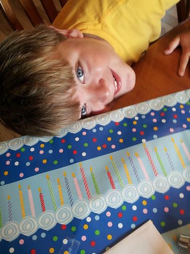 blue eyed gift
