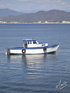 Embarcadero Manzanillo, Col.