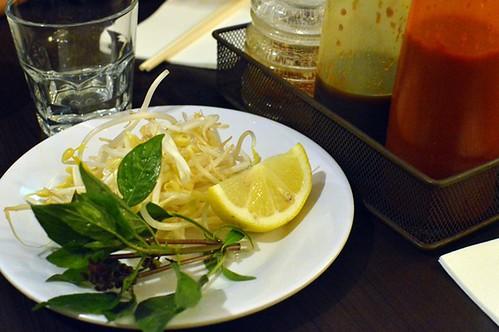 Rice Paper: Pho accompaniments
