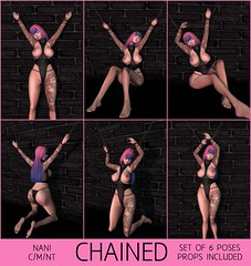 Chained @ Romp - Ending today