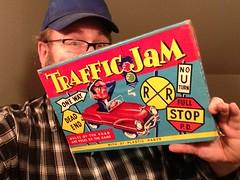 Traffic Jam Game 1940's