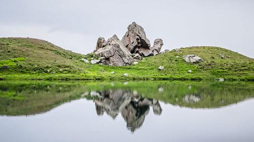 Lago della Manica al Parco Orsiera Rocciavrè