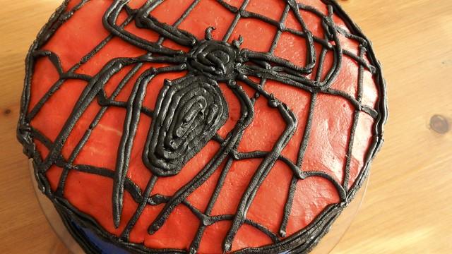 Spider-Man Spice Cake 39