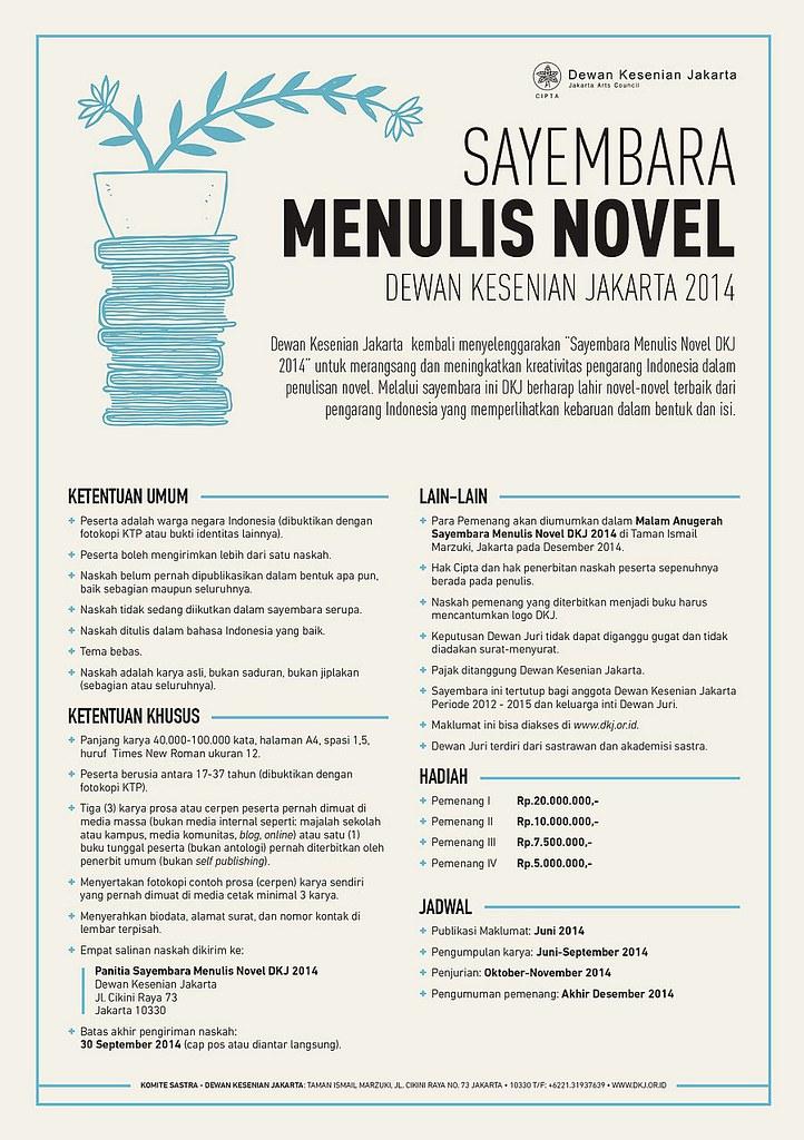 lomba novel