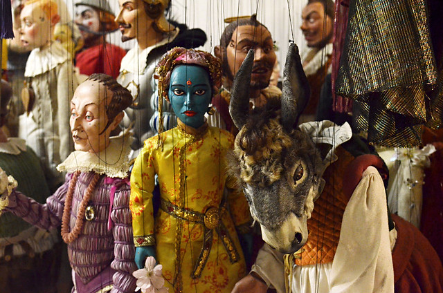 The Marionette Theatre, Salzburg, Austria