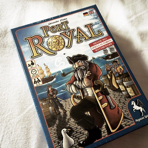 Port Royal Box