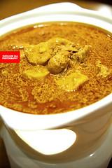 新加坡咖喱鸡 (Singaporean Curry Chicken)