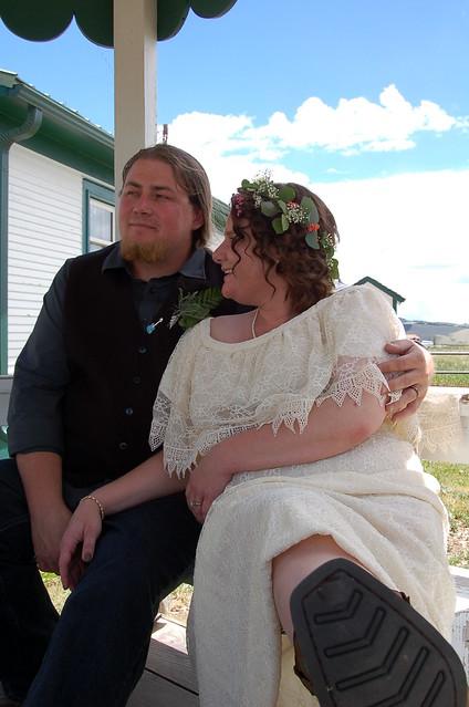 Rachel and Sean: Wedding