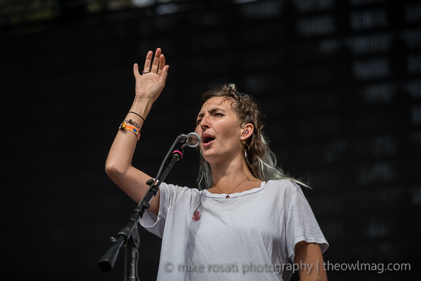 Warpaint @ Outside Lands 2014, Friday