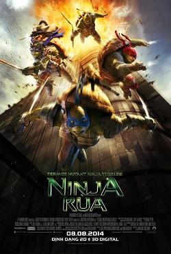 Biệt Đội Ninja Rùa - Lồng Tiếng