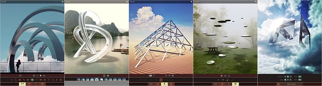 Matter Screen Shots iPad
