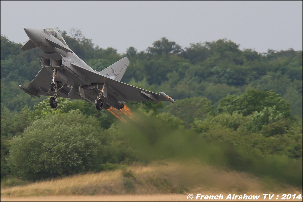Eurofighter Typhoon Italian , Meeting Aerien BA-133 Nancy Ochey 2014