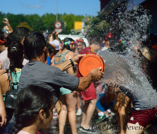 Fiesta del Agua 2014