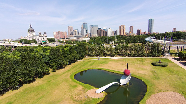 Minneapolis & The Sculpture Garden