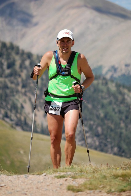 Leadville Trail 100 Ru 2014