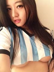 สาวชุดบอล15