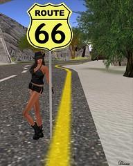Immerschoen - Mesh Biker Outfit Jazzy-1