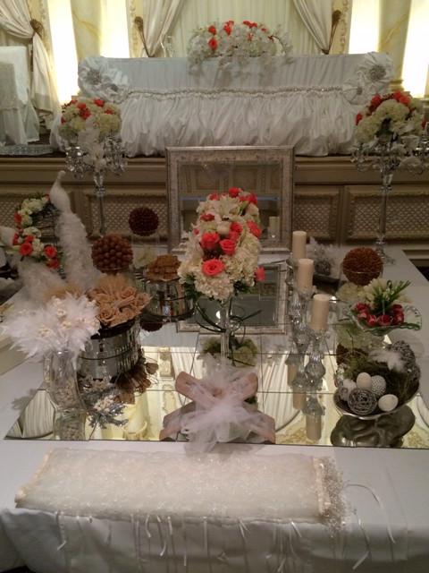 Persian ceremony By Farah florist