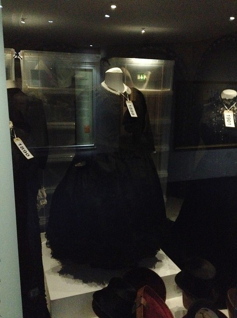 Dress Belonging to Queen Victoria