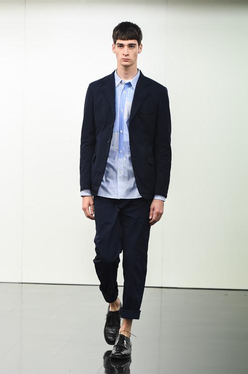 SS15 Tokyo COMME des GARCONS HOMME010_Corentin Renault(Fashion Press)