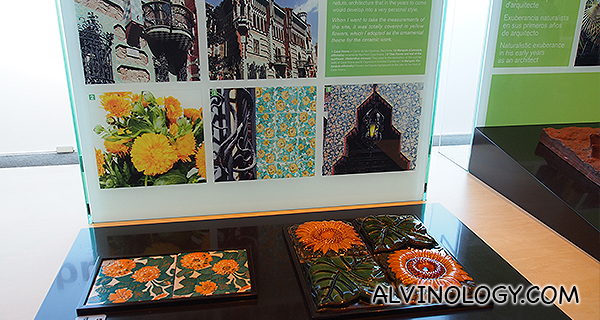 Sunflowers, among many natural objects that inspire Gaudi