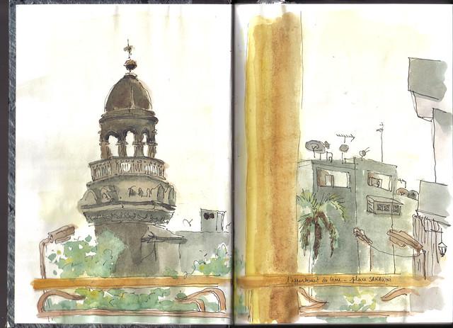 Le Caire - Palais Pacha