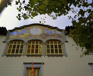 Casa Patxot, Cambra de Comerç, Indústria i Navegació, Sant Feliu de Guíxols.
