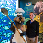 Emily and the beaver chef