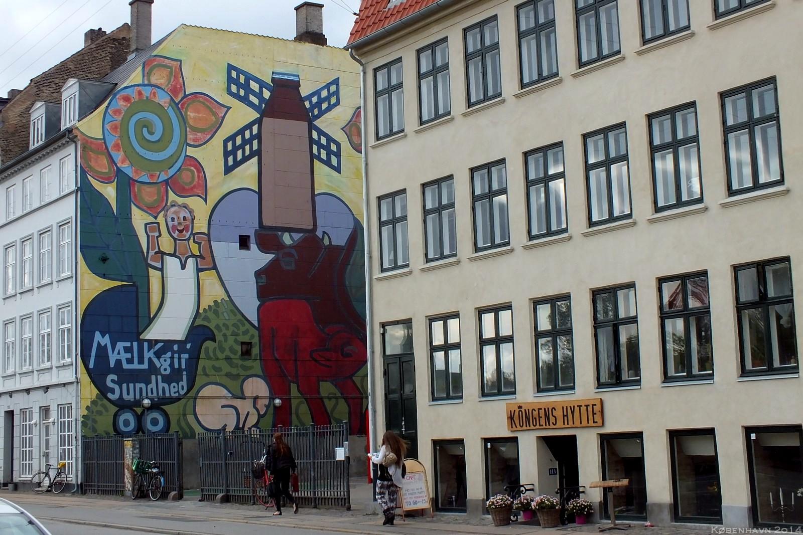 Sølvgade, København, Denmark