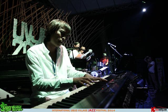 Ubud Village Jazz Festival 2014 - Jiwa Band (4)