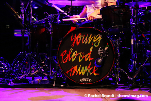 Youngblood Hawke @ Open Air Theater, SD 8/27/14