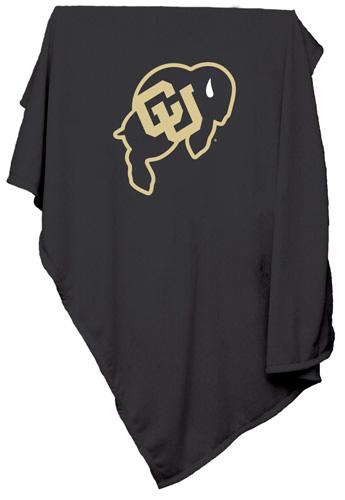 COLORADO BUFFALOES NCAA Sweatshirt Blanket