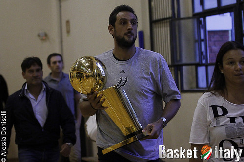 marco belinelli, foot locker, three point contest