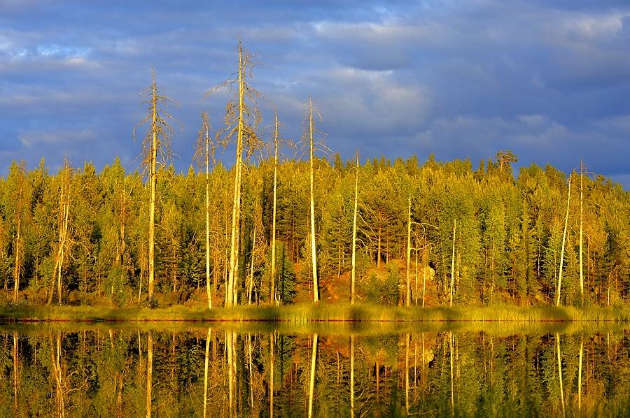 Finland, Sunset