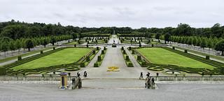 Изображение на Drottningholm Palace близо до Drottningholm.