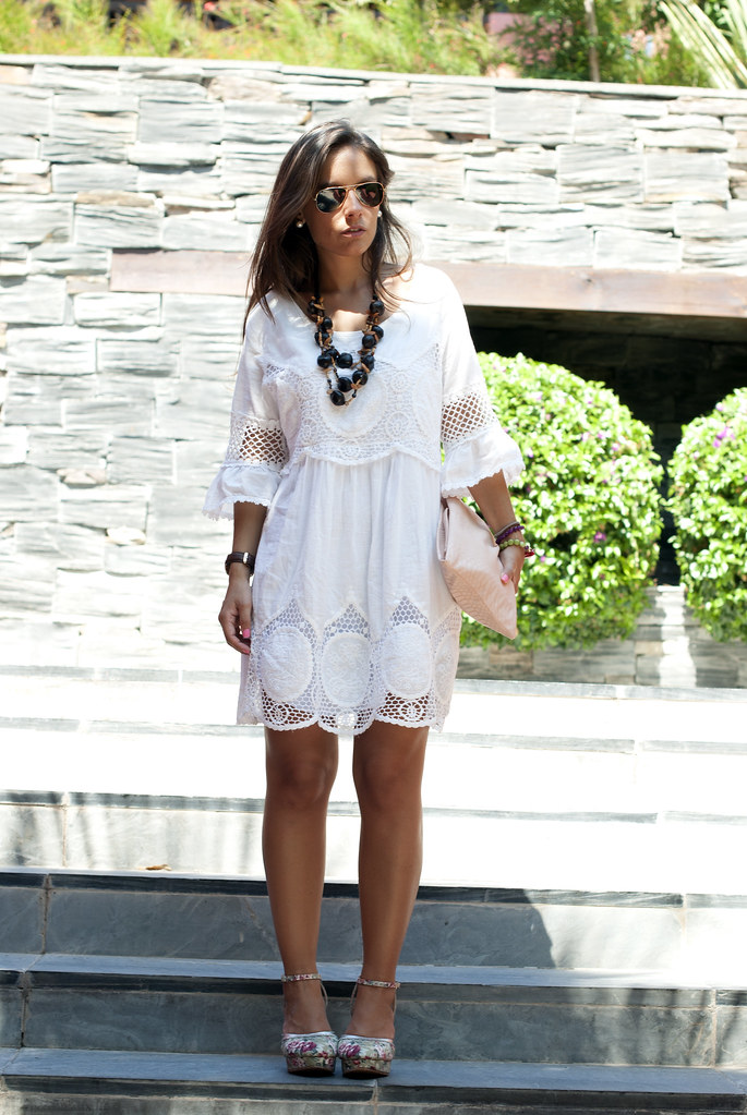 BOHO DRESS & THAI TEA theguestgirl 010