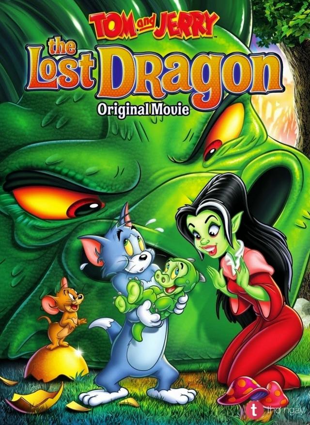 Phim Tom Và Jerry: Chú Rồng Mất Tích - Tom And Jerry: The Lost Dragon