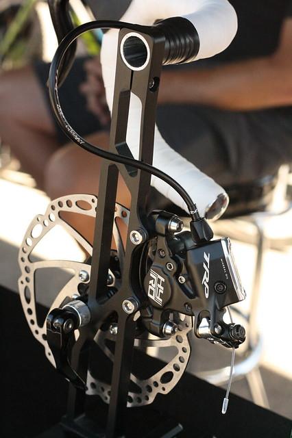 TRP interbike hydraulic brakes