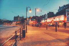 Scarborough-at-night