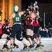 2014 WFTDA D1 Playoffs - Rat City v Gotham