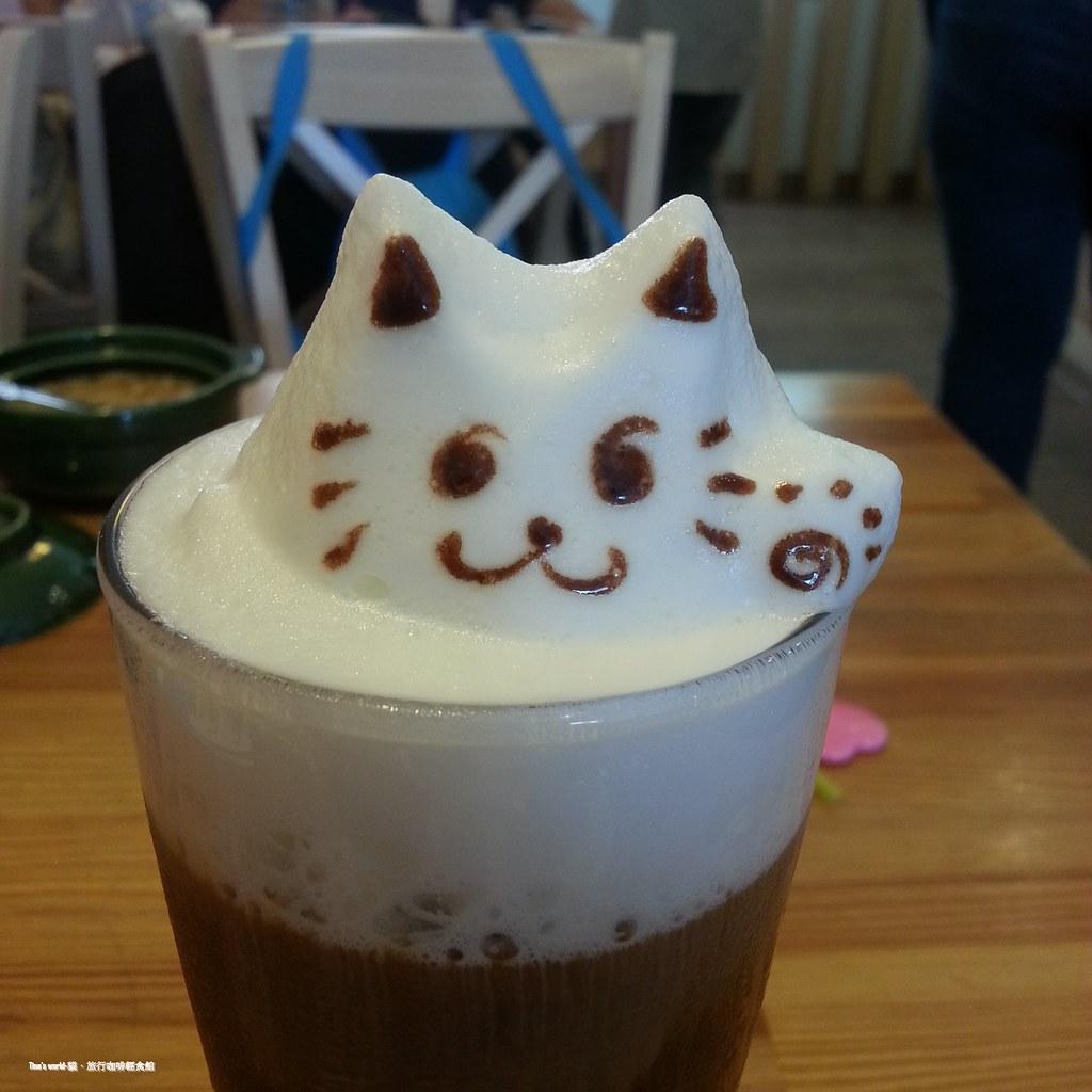 [台中]貓.旅行咖啡輕食館 - tinachiang0824 - 痞客邦PIXNET