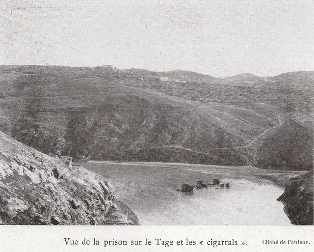 Molinos de Daicán y Cigarrales a comienzos del siglo XX. Fotografía de Élie Lambert publicada en su libro Les Villes d´Art Célebres: Tolède (1925)