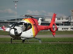 HB-ZHD EC120 Zurich 7-9-14