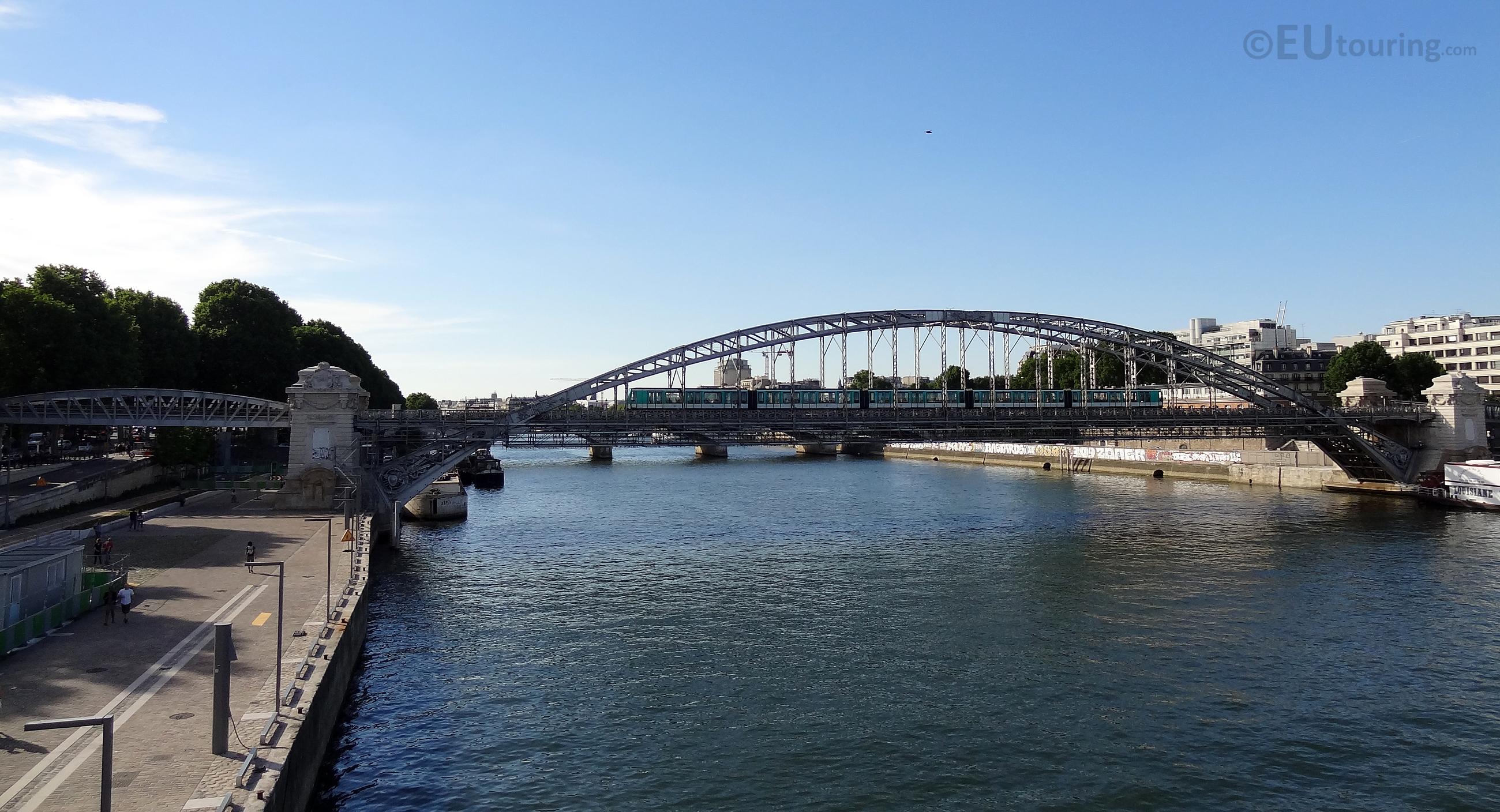 The Viaduc d'Austerlitz