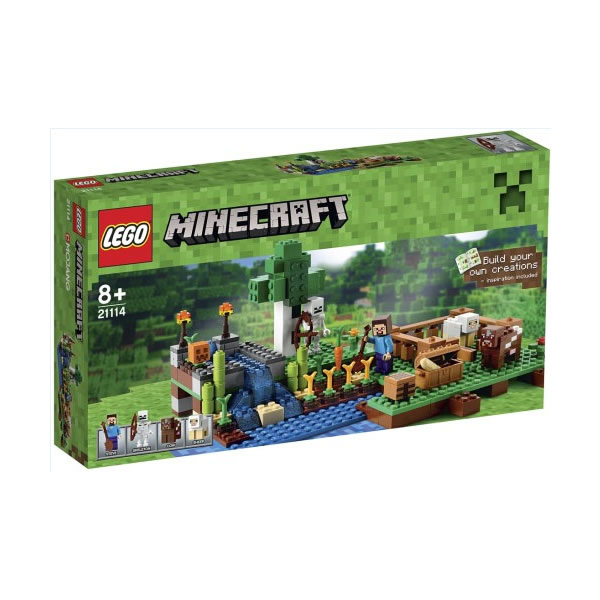 LEGO Minecraft 21114 - The Farm