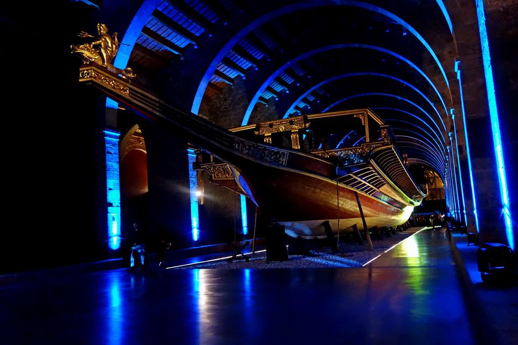 Barcelona, Maritime museum