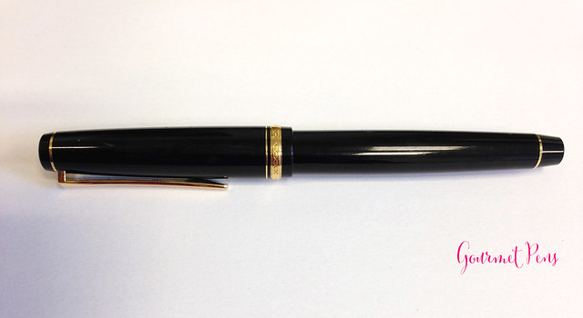 Review Namiki Falcon Black Resin Fountain Pen - Soft-Fine